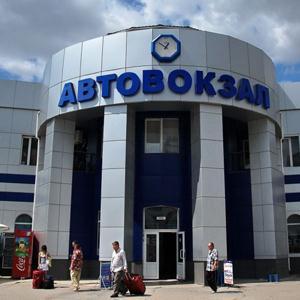 Автовокзалы Сладково