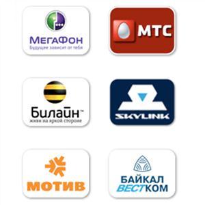 Операторы сотовой связи Сладково