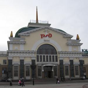 Железнодорожные вокзалы Сладково